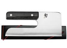 Shun Pro Blue Steel 7 Inch Menkiri Knife