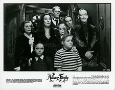 RAUL JULIA THE ADDAMS FAMILY 1991 VINTAGE PHOTO ORIGINAL #11 MELINDA SUE GORDON