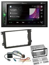 Pioneer 2DIN MP3 DAB USB Bluetooth Autoradio für VW T5 Caravelle Multivan Transp