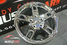 "NOS 2006-09 Dodge Durango & Dakota / Chrysler Aspen 18""x8 Chrome Wheel 82209858"