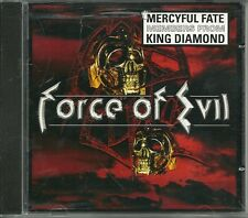 FORCE OF EVIL CD - HELL ON EARTH & MORE