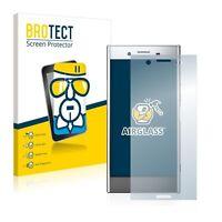 Sony Xperia XZ Premium, BROTECT® AirGlass® Premium Glass Screen Protector Clear