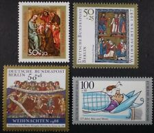 Berlin Scott # 9NB 197, 253, 265, 282, MNH