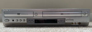 Sony SLV-D300P DVD VCR Combo Player Recorder HI-FI, *No Remote*,Tested/Working