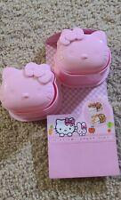 Hello Kitty Sanrio Kitten Rice Mold Cute Lunch Maker