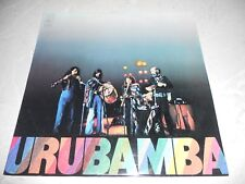 "Urubamba ""Urubamba"" 1974 LP Produce by Paul Simon Oz CBS SBP234567 EX"