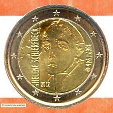 Sondermünzen Finnland: 2 Euro Münze 2012 Schjerfbeck Sondermünze Gedenkmünze