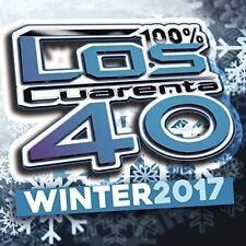 Los Cuarenta Winter 2017 Various (Ita) Los Cuarenta Winter 2017 Various (Ita) CD