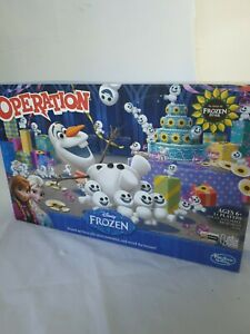 Disney Frozen Operation Board Game Hasbro Gaming