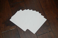 """Lot of 35 4""""x6"""" Heavy Duty Adhesive Sheets Use Pads to Remove Pet Hair Lint Dust"""