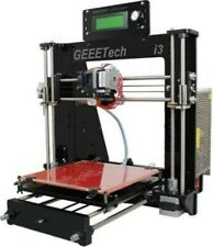 Geeetech Pro Acrylic 3D Printer I3 Pro B High-precision Auto-level LCD MK8 - UK
