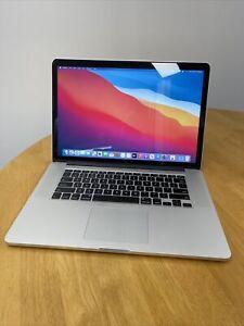 """Apple Macbook Pro 15"""" 2014 - i7 - 16 GB Ram - 256 GB SSD"""