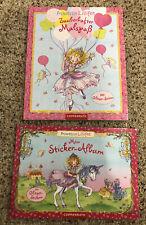 Prinzessin Lillifee - Zauberhafter Malspab Mit Glitzer-Sticker & Coloring Books