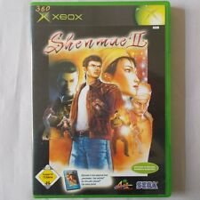 XBOX - Microsoft ► Shenmue II ◄ TOP | inkl. Movie-DvD | RAR