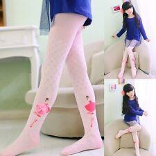 Baby Toddler Infant Kids Girl Cotton Warm Pantyhose Socks Stockings Tights 1-10Y