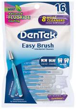 DenTek Easy Brush - WIDE - Interdental Cleaners - 16 per pack - ISO 3