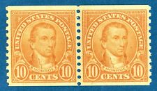 [-//17] 1924 Scott#603 pair MLH cv:$8.00