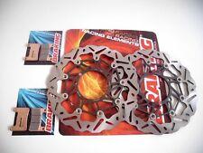BRAKING KIT DISCHI FRENO ANTERIORI WAVE + PASTIGLIE HONDA CBR 600 RR 2007 2008
