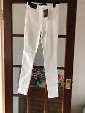 New Next Size 8 R White Legging Jeans