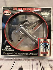 Model Power: The Airliner Collection  American Airways DC-3 No. 5808