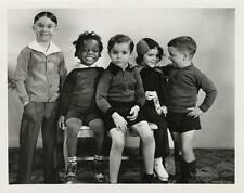 OUR GANG SPANKY ALFALFA DARLA STYMIE SCOTTY PETEY PHOTO The Little Rascals