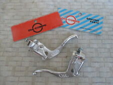 Dia Compe Tech 4 Lever L&R Silver 0485 NOS for Old School BMX 3 5 MX1000 901 880
