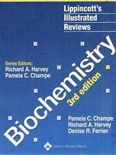 Biochemistry by Harvey Richard A Champe Pamela C - Book - Soft Cover - Science