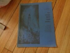 Old Chicago Water Tower District 1971 Summary of Information
