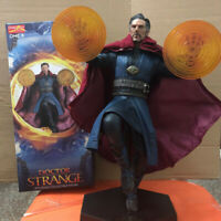 1/6TH Scale Crazy Toys The Avengers Real Cloak DOCTOR STRANGE PVC Figure Statue