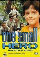 One Small Hero DVD - 1999 KIDS MOVIE - Nathan Kiley, Lindsay Lewis Robert Schuch