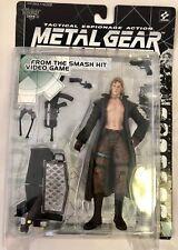 1998 Metal Gear Solid McFarlane Liquid Snake Action Figure