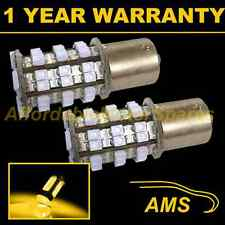 2x 382 1156 Ba15s P21w ámbar 48 SMD LED trasera indicador bombillas ri202201