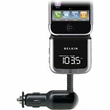 BELKIN FM Transmitter + Charger for iPod 5G Video 30GB