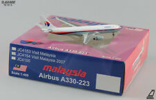 Malaysia Airlines A330-200  1:400 JC Wings Diecast  JC4155