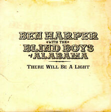 BEN HARPER there will be a light CD PROMO different artwork w/ BLIND BOYS OF AL