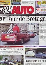 La vie de l´auto 944 - 22 juin 2000 / 20 e tour de bretagne /
