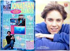 *JONATHAN BRANDIS => 2 PAGES 1995 FRENCH CLIPPING