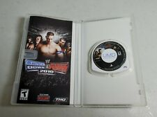 WWE SmackDown vs. Raw 2010 Featuring ECW (Sony PlayStation Portable, PSP, 2009)