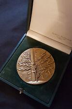 A0311 - Médaille Mutuelle Générale de la Police bronze attribuée