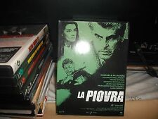 4- MIXITA DVD: SERIE TV: LA PIOVRA 4^ SERIE (MICHELE PLACIDO 3 DVD-6 PUNTATE)
