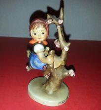 "M. I. Hummel #241 3/0 Apple Tree Girl 4"" Figurine TMK 3SS"