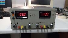 Alimentatore Elind 32DP32 regolabile da 0 a 32 volt doppia uscita