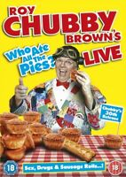 Nuovo Roy Chubby Browns - Who ATE All The Torte Live DVD
