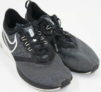 Nike Strike Youth Boys Black White Sports Walking Athletic Running Shoes Size 6Y