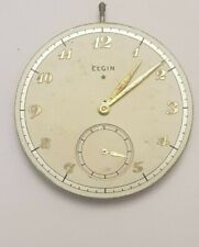 Movement 12 s Elgin Pocket Watch