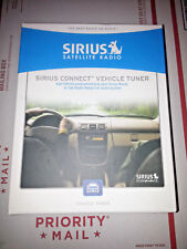RARE NEW SEALED SIRIUS SCC1 CONNECT SATELLITE RADIO VEHICLE CAR TUNER SC-C1 XM