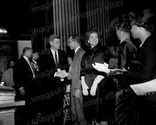 8x10 Print John F Kennedy Howard University Presidential Campaign #JF6525