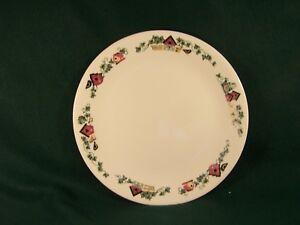 """Corelle ~ Corning ~ Garden Home ~  Dinner Plate 10 1/4"""""""