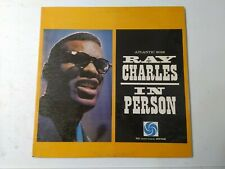 Ray Charles-In Person Vinyl LP