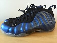 NIKE AIR FOAMPOSITE ONE ROYAL BLUE AS QS SZ 14 COBALT PENNY MIRROR SHARPIE